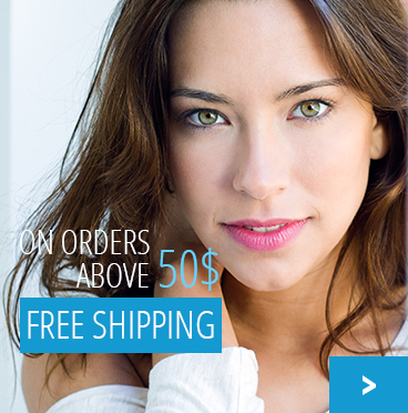 Free shipping on orders above $50