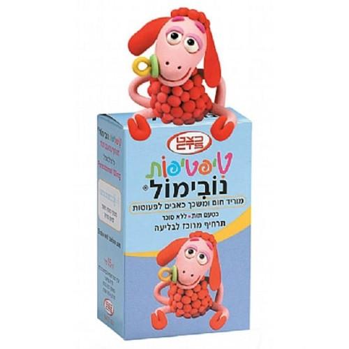 Buy Paracetamol Baby Syrup Tiptipot Novimol 100mg Ml
