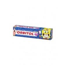 Детская зубная паста Орбитол, Children's Toothpaste Orbitol 70 g