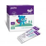 Железо для детей с добавлением витамина С в порошке Комфорт Altman Yomi Iron Comfort 30 packs
