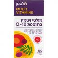 Altman Multivitamins + Q10 100caps