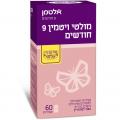 """Мультивитамины для беременных """"9 месяцев"""",  кошерные Мехадрин Altman Prenatal 9 Month 60 capsules"""
