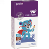 Омега 3-6-9 для детей растительная со вкусом апельсина и шоколада, Altman Yomi Omega 3-6-9 60 bears