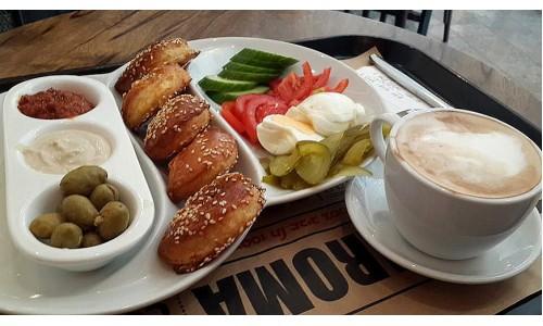 The Israeli cuisine