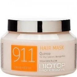 Маска для волос КИНОА, Hair Mask Quinoa Biotop 550мл