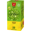 Зеленый чай с ромашкой Wissotzky Green tea and chamomile Wissotzky 25 пак*1.5 гр