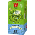 Green tea with mint and stevia Wissotzky 25 bags*1.5 gr