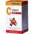 Floris Vitamin C Chew Kids 150 Mg 100 tab