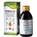 Cough syrup for children and adults Floris Herbalis Herbal and Honey 150 ml