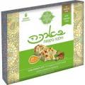 Halva Barake with pistachios&vanilla sugar-free bars 7*18g