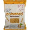 Воздушные кукурузные палочки Оранжевые Витамины, Ktamtaminim peanut & corn baby snack 45 g