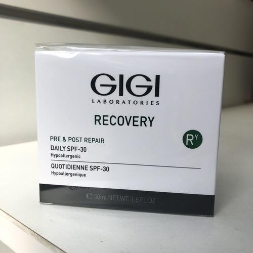 Увлажняющий крем SPF30, GIGI RECOVERY DAILY SPF 30