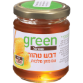 "Organic Honey with royal jelly ""Green"" 250 gr"