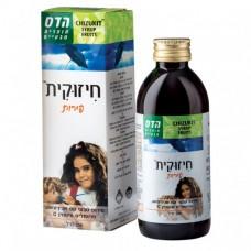 Комплекс для укрепления иммунитета Хизукит, Hadas Complex for strengthening immunity Chizukit Fruit Syrop 250 ml