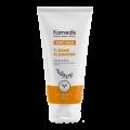 Очищающее средство лица для раздраженной и красноватой кожи Kamedis Sebo Medis T-Zone Cleanser 100ml