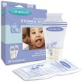 Lansinoh Breastmilk Storage Bags, 25 Pre-Sterilized Bags