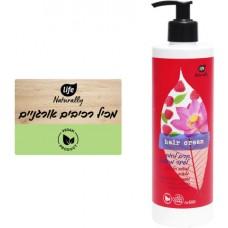 Увлажняющий крем для вьющихся волос, Life Moisturizing Hair Cream for Curly Hair 500 ml
