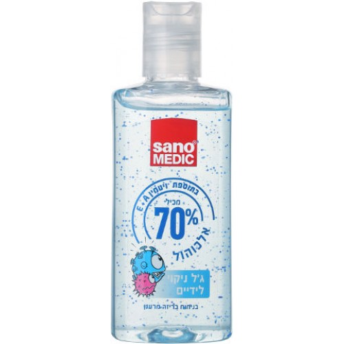 Disinfecting gel Sano Alco Gel 100 ml