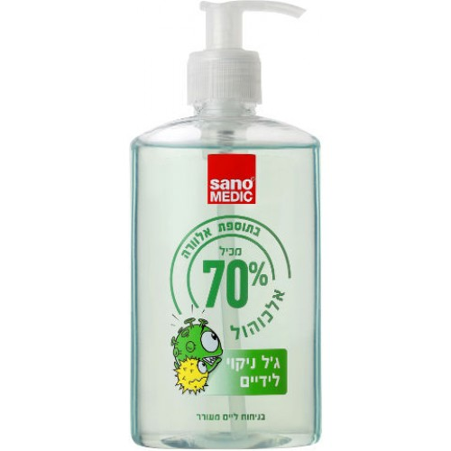 Disinfecting gel Sano Alco Gel 300 ml