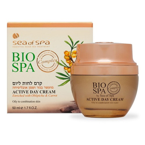 Sea of Spa Bio Spa Moisturizing Active Day Cream Oily Combination Skin 50 ml