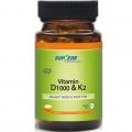 Supherb Vitamin D1000 & K2 Complex 30 caps
