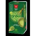 Зеленый чай с порошком матча Wissotsky 25 пак*1.5 гр