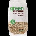 """Органическая овсянка Грин, Organic Oatmeal """"Green"""" 500 gr"""