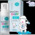 Очищающая пенка для малышей с атопическим дерматитом, Atopi Treatment Baby Foam SLS free Sebocalm 100ml