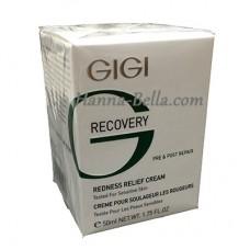 Успокаивающий крем, предотвращающий покраснение, GIGI RECOVERY REDNESS RELIEF CREAM 250 ml