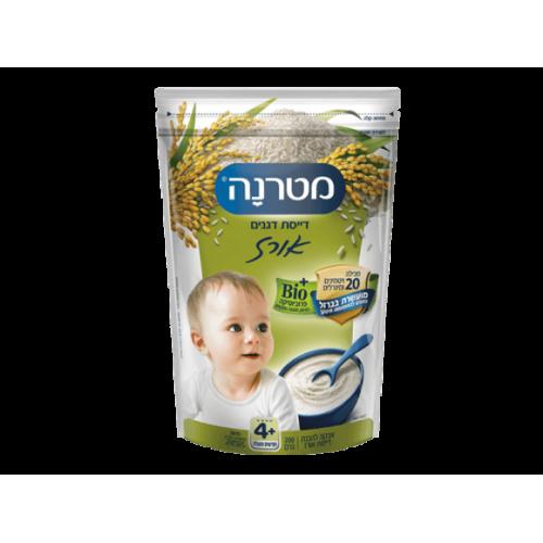 Безмолочная Каша Матерна рисовая, Materna Rice Porridge 6 months+ 200g