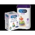 Детская молочная смесь Матерна Меадрин этап 2, Materna Mehadrin Stage 2 6-12 month 700g