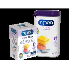 Детская молочная смесь Матерна Меадрин этап 3, Materna Mehadrin Stage 3 12+ month 700g