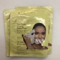 Антивозрастная Тканевая маска для лица More Beauty Anti-Aging Firming Sheet Mask